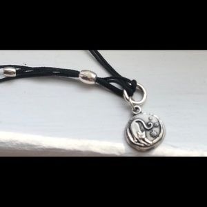 "Alex & Ani Kindred Cord Rafaelian ""Cat"" Bracelet"